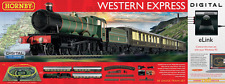 R1184 Hornby Western Express Digital Train Set with eLink OO Gauge New & Boxed