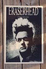 Eraserhead Lobby Card Poster A Film By David Lynch