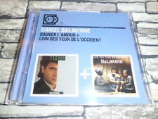 DANIEL BALAVOINE  SAUVER L'AMOUR + LOIN DES YEUX DE L'OCCIDENT / 2 CD