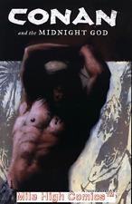 CONAN & THE MIDNIGHT GOD TPB (2007 Series) #1 Near Mint