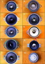 Assorted Quality Genuine Small Tweeters Speakers (One Only)