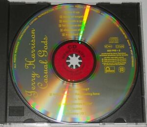 Jerry Harrison - Casual Gods (1988 Made in West Germany) - CD