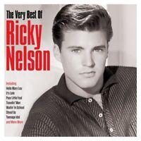 RICKY NELSON - VERY BEST OF  3 CD NEW