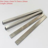 1of Aluminium Sheet Plate 1//1.5//2//3//4//5//6mm Thickness For DIY Model Toy Making