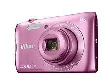 Nikon COOLPIX A300 20.1MP Digital Camera - Pink