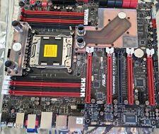 ASUS Rampage IV Extreme, Socket 2011, Motherboard w/ ek waterblocks & IO Shield