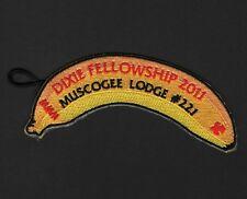 OPC 2011 OA Muscogee Lodge 221 Dixie Fellowship Banana Dangler