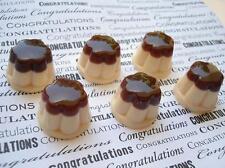 "10 Cute 1"" Sweet Pudding Miniature Doll House/cake/decoration/des sert B89"