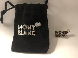 Montblanc pin
