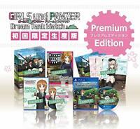 Girls & Panzer Dream Tank Match Limited Edition Japanese Ver.