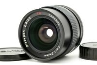 【N MINT】 CONTAX Carl Zeiss Distagon T* 25mm f/2.8 MMJ C/Y mount Lens  From JAPAN