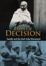 Gandhi and the Quit India Movement : Days of Decision  (ExLib) by Jen Green