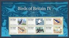 Great Britain 2011 Post & Go Birds series 4 pack (2014/1128/#04)