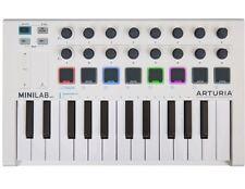 Arturia Minilab MKII Mk2 MIDI USB Keyboard