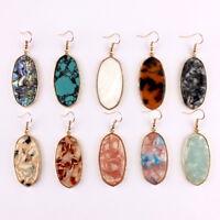 Tortoise Acetate Shell Leopard Boutique Earrings for Women Fashion Jewelry