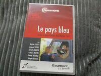 "DVD NF ""LE PAYS BLEU"" Brigitte FOSSEY Jacques SERRES Ginette GARCIN / TACCHELLA"