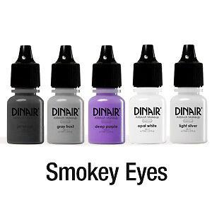 Dinair Smokey Eye Set