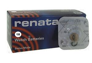Renata 377 SR626SW 1.55v Ossido D'Argento Batteria Orologio