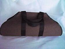The BEST wood tote bag in brown
