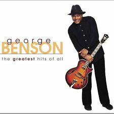 The Greatest Hits of All by George Benson (Guitar) (CD, Jul-2003, Rhino (Label))