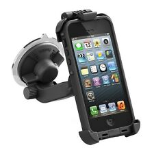 Genuine Authentic Fre / Nuud Lifeproof Suction Cup Car Mount Apple iPhone 5 case