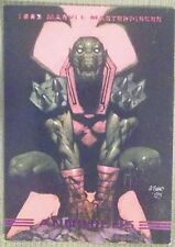 1993 Marvel Masterpieces Annihilus #47 SkyBox Trading Card