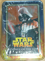 TC Star Wars Revenge of the Sith Movie Cards Tin