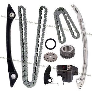 Timing Chain Kit Fits Volvo S60 V60 V70 S80 XC60 T5 134 157 156 B4204T7 2.0L