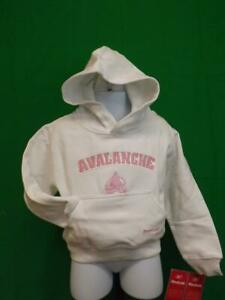 New-Minor-Flaw Colorado Avalanche KIDS Girls Sizes (4-5/6) S-M Hoodie $30