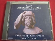 BARTOK: BLUEBEARD'S CASTLE - SZEKELY / FERENCSIK - HUNGARATON (CD 1991 HUNGARY)