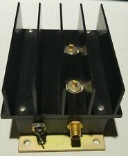 MINI-CIRCUITS ZHL-1A RF POWER AMPLIFIER +28 dBm SMA WITH HEATSINK & TESTED