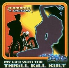 MY LIFE WITH THE THRILL KILL KULT - DIAMONDS & DAGGERZ (New & Sealed) Rock TKK
