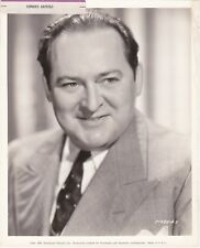 Original Vintage 1937 photograph of actor EDWARD ARNOLD Paramount Pictures