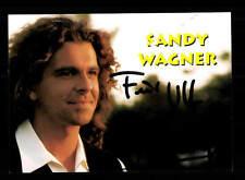Sandy Wagner Autogrammkarte Original Signiert ## BC 92613