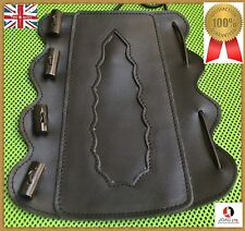 Archery Leather Arm Guard Real Stage Horn Buttons ARCHERS ARM BRACER,Horn Button
