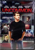 Uncommon NEW DVD Christian Faith Film Ben Davies Erik Estrada Jason Crabb