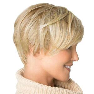 Damen haare kurze blonde Kurzhaarfrisuren 2021