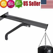 Heavy Duty Boxing Punch Punching Bag Wall Bracket Mount Hanging Stand Accessory