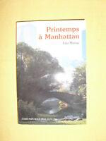 LIZA MURRAY Printemps à Manhattan Roman Collection Nous Deux N°154