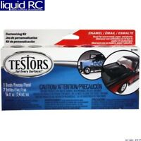 Testors 9119X Enamel Kit:Model Car 6 Colors