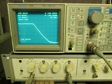 Wavetek 752 Low Pass 2 Channel Filter/Amplifier TESTED! 1Hz - 100k Programmable
