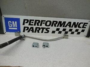 1998-2002 Camaro/Firebird LS1 LS6 Intake Coolant Crossover Line Kit New GM