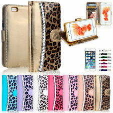 Unbranded/Generic For iPhone 6s Plus Glossy Mobile Phone Wallet Cases