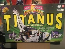 Vintage Bandia Mighty Morphin Power Rangers Titanus