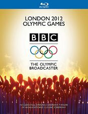 London 2012 Olympic Games DVD BBC RB Broadcaster Opening & Closing Ceremony