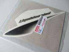 Yamaha Pegatina Letras Cubierta lateral izquierda YQ50 AEROX Liquidcooled