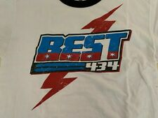 CM Punk Limited Edition Best 434 T-Shirt Best in the World WWE ROH L Large UFC