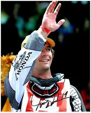 "KEVIN WINDHAM Signed Autographed SUPERCROSS Motocross ""AMA"" 8x10 Photo E"