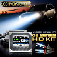 H11 12000K Blue HID Kit Xenon Conversion Headlight Bulb Kit