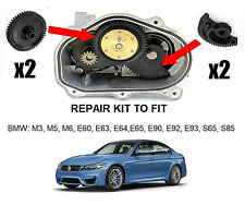 2x BMW THROTTLE BODY ACTUATOR GEAR REPAIR KIT NEW E90 E92 E93 E60 E63 E64